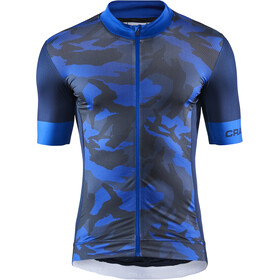 Craft Graphic Training Maillot Manches courtes Homme, blaze/multi